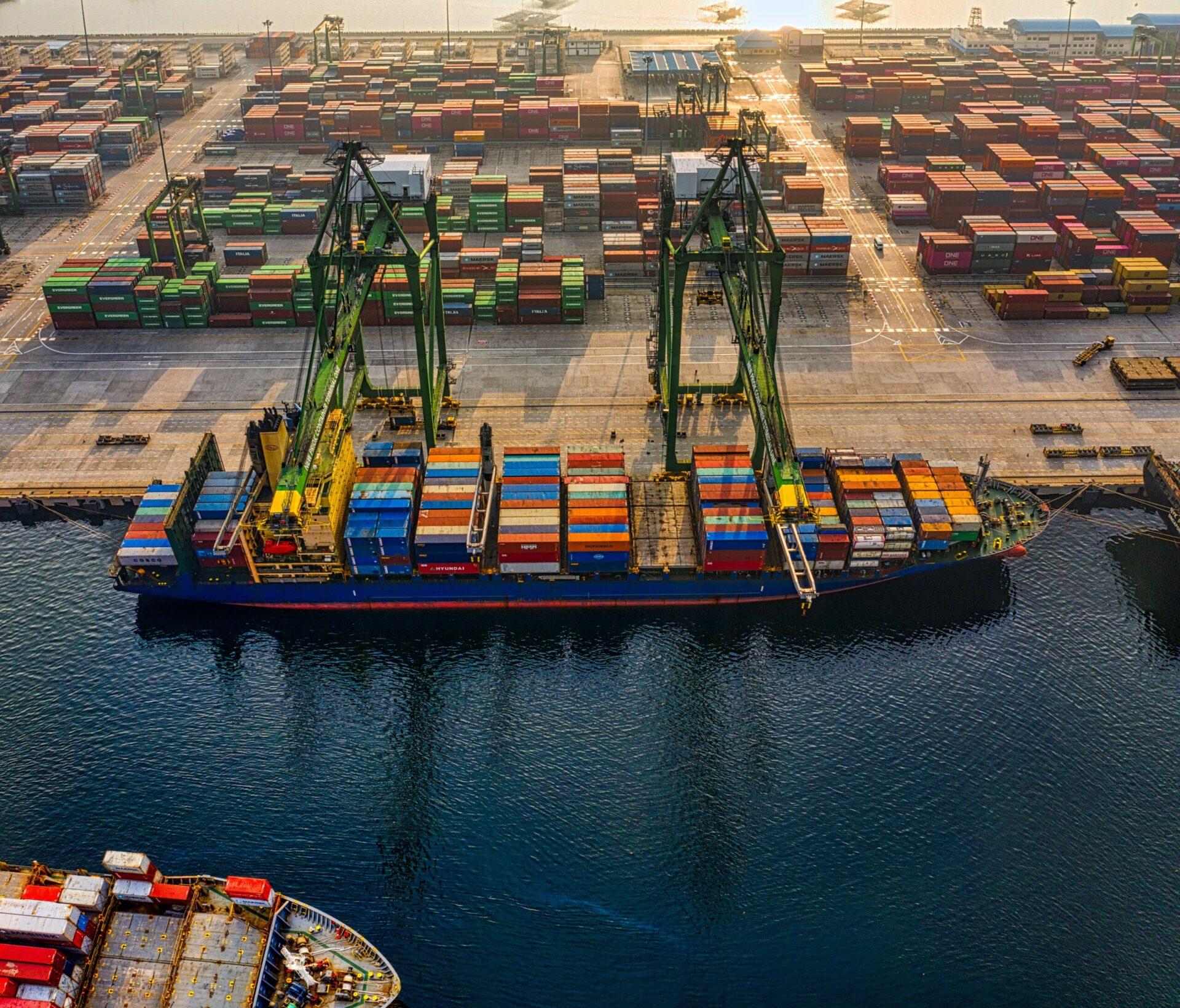 buques verdes